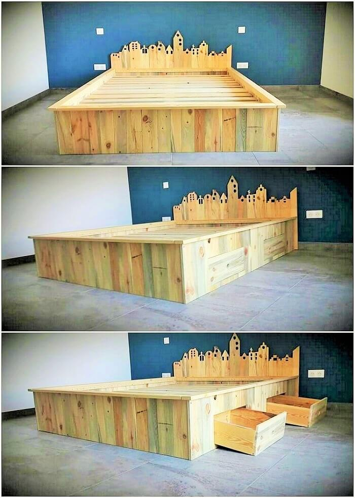 Wooden-Pallet-Bed-with-Headboard-Storage-1 (2)
