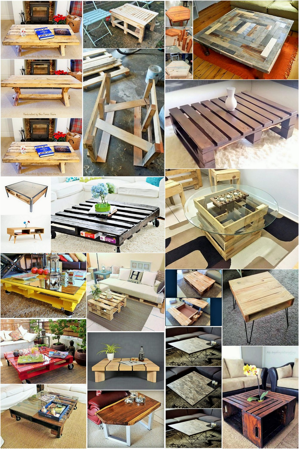 wood-pallet-coffee-table-ideas-diy-and-craft