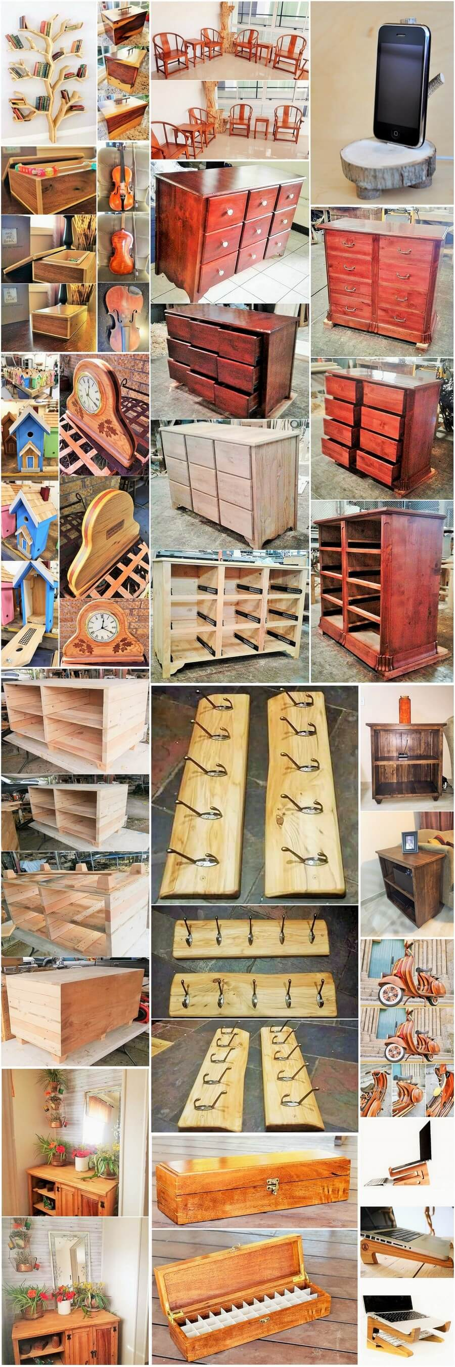 wooden Made furniture