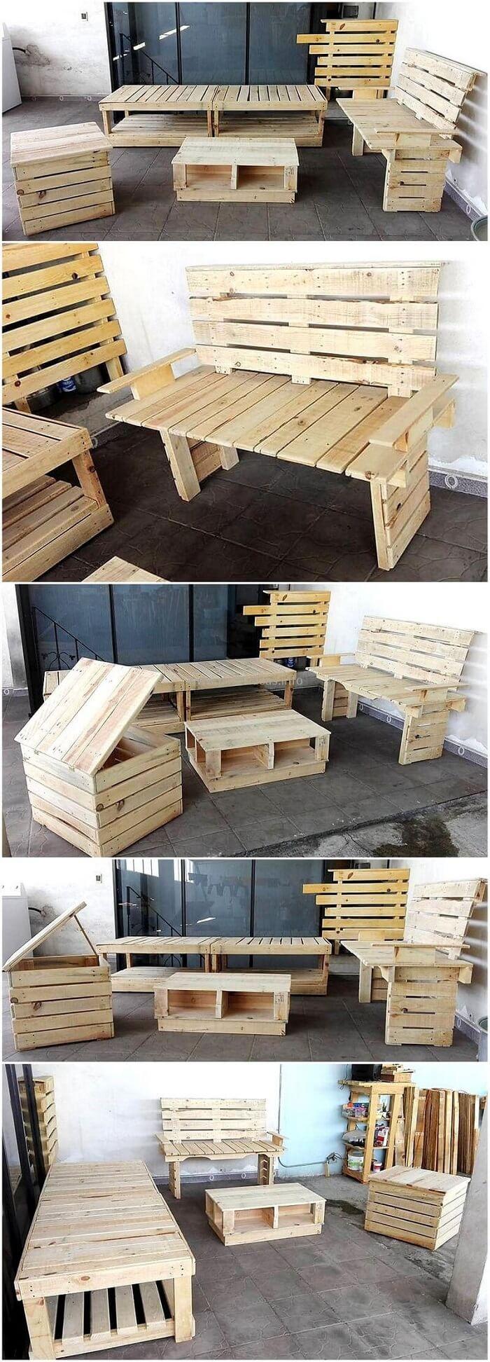 Diy-reused-wood-pallet-furniture-ideas