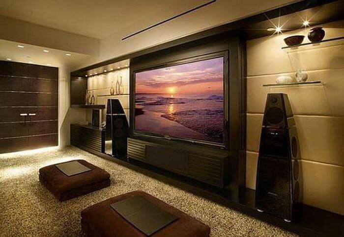 Home Decor TV Room idea