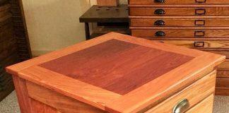 Small box table