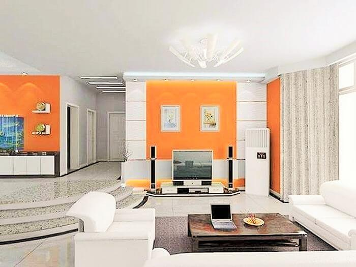 TV room and drank room