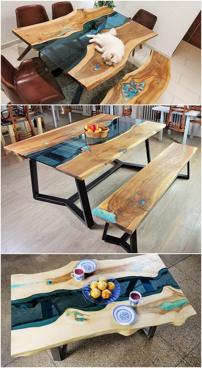 Wood working Daning table