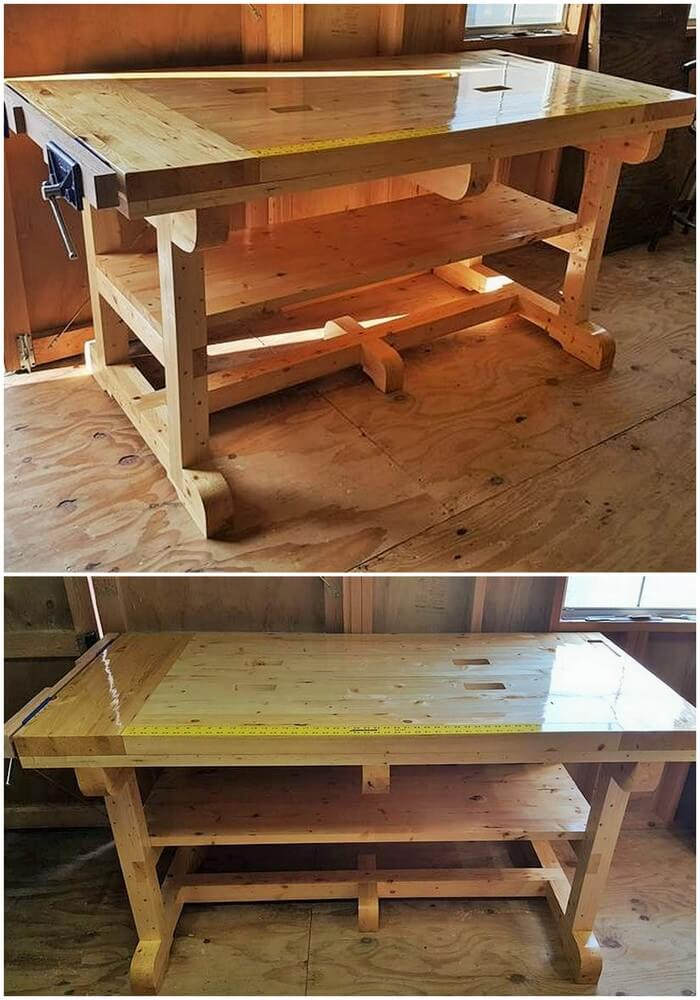 Wood working Larg Table ideas