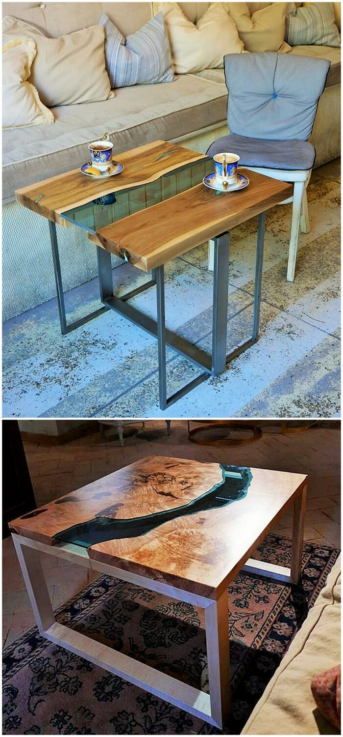 Wood working small table se