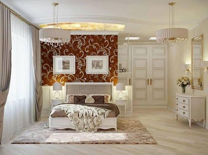 beautifull small bedroom