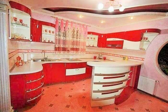 colorfull kitchen