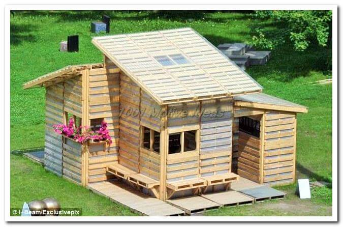 pallet cool home