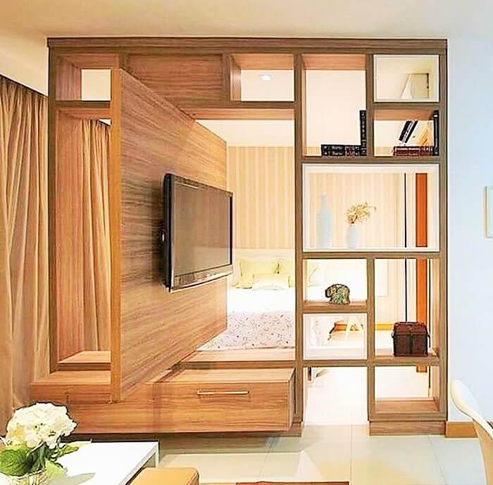 moveable TV stand