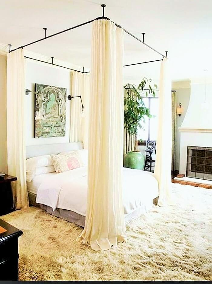 small bedroom single bed