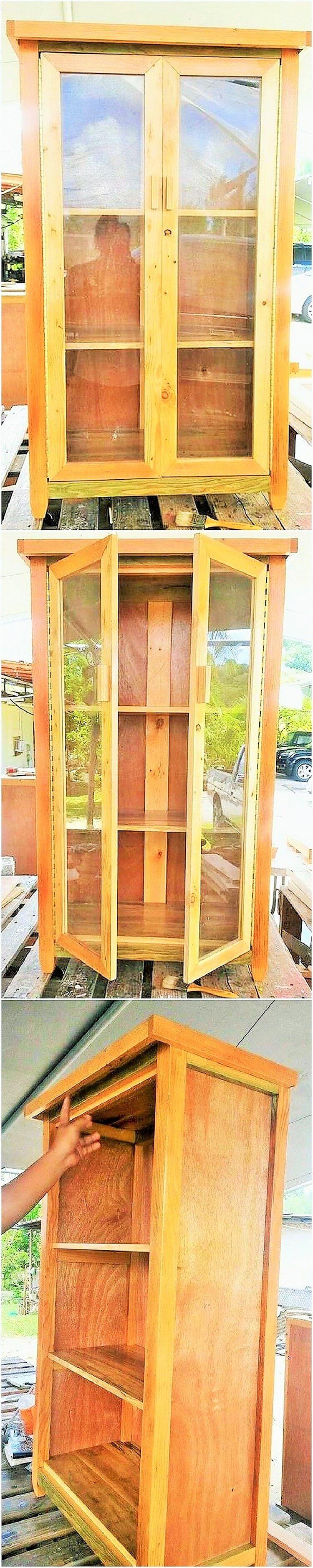 wooden lamari