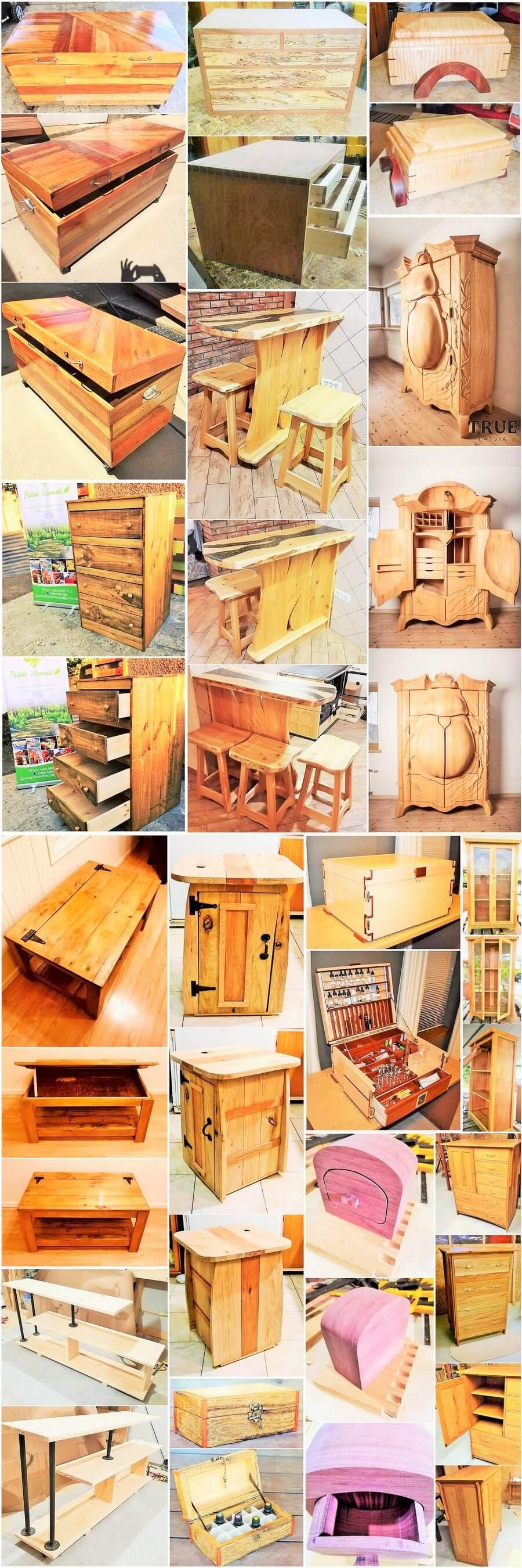 wooden made futniture
