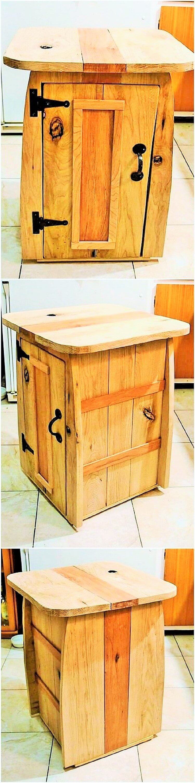 wooden small box
