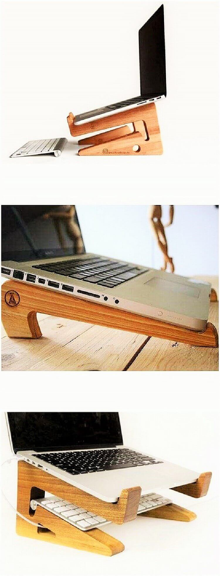 woodworking computer stand