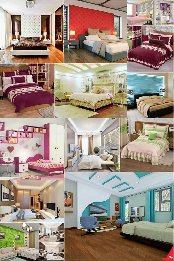 1-Home decor&Bedroom