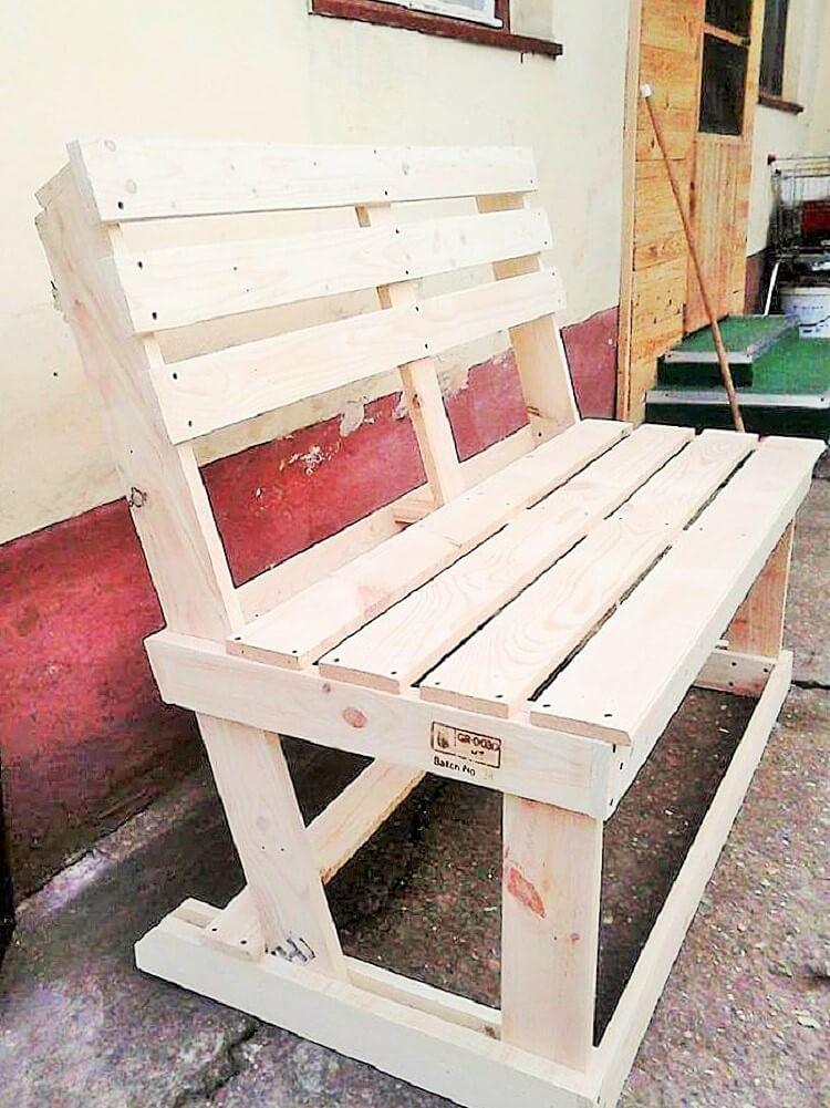 Wooden pallets furniture ideas-5