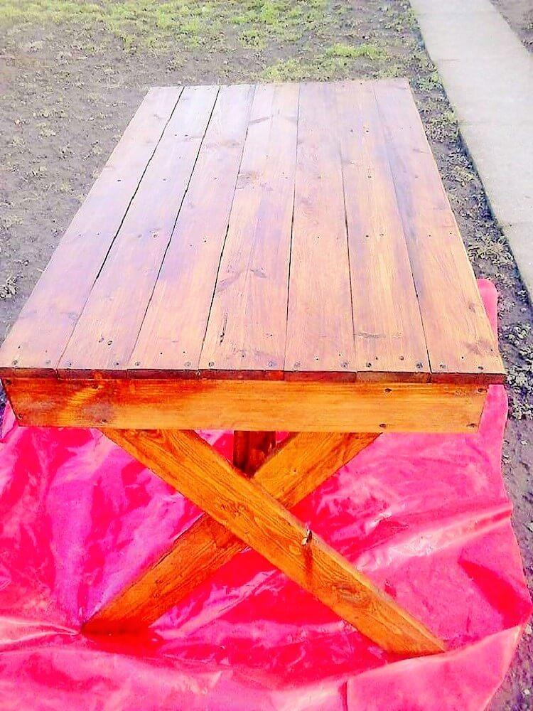 Wooden pallets furniture ideas-6