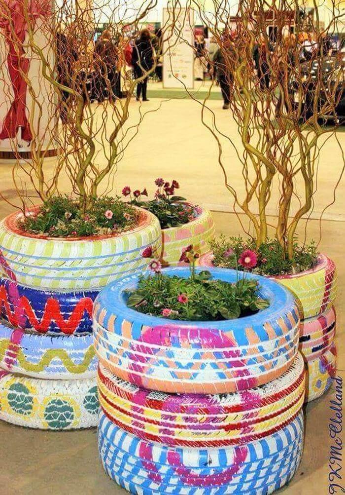 diy small garden in small home (2)