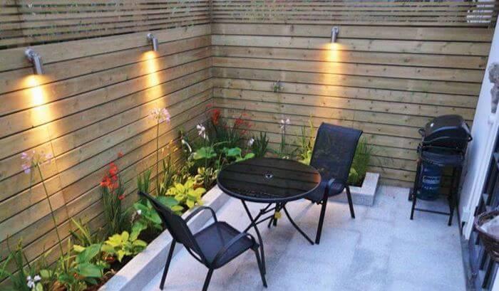 home small garden