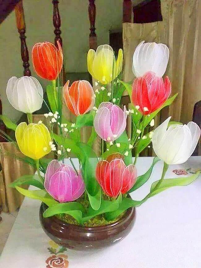 homemade flower ideas-14