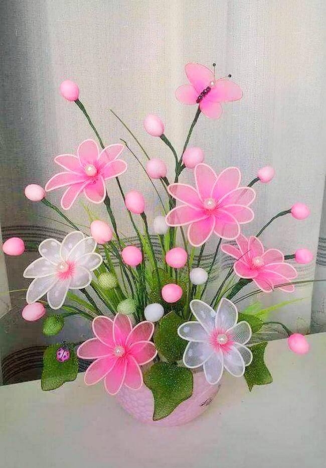 homemade flower ideas-15