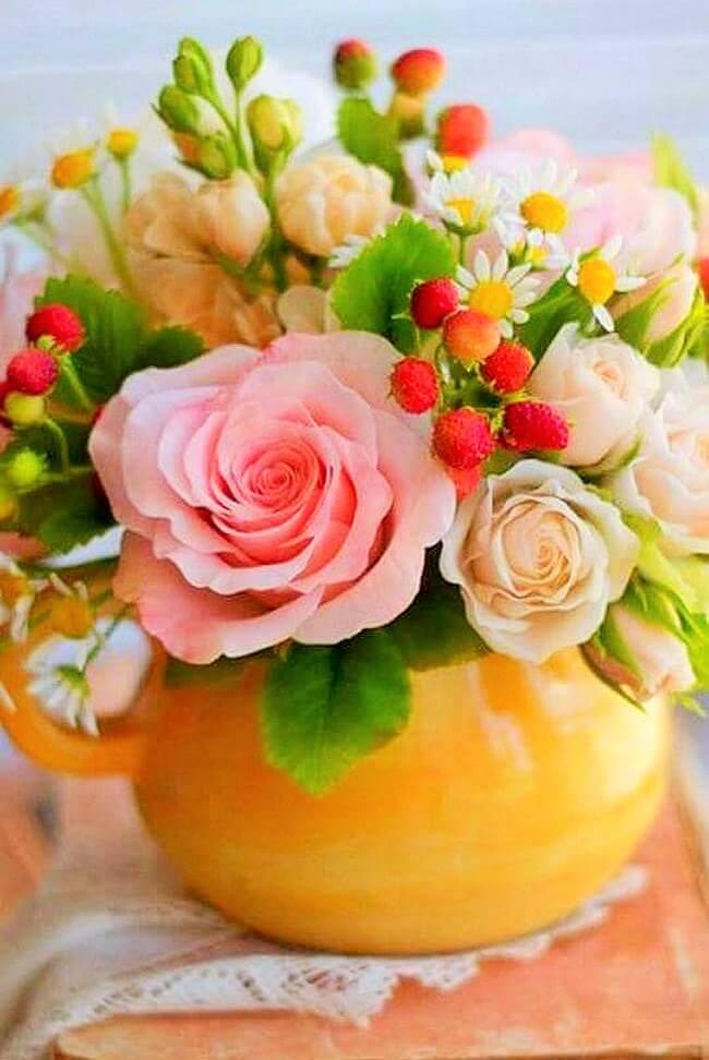 homemade flower ideas-4