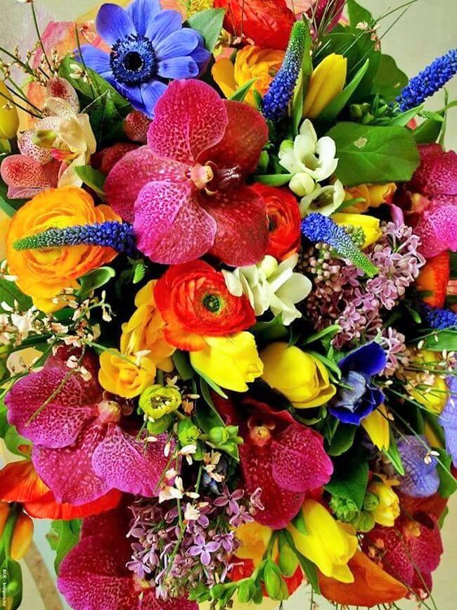 homemade flower ideas-5