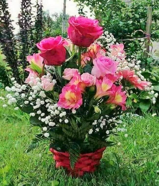 homemade flower ideas-7