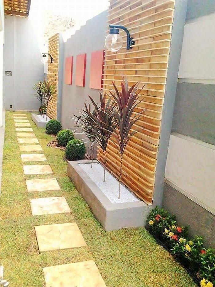 landsacape small garden
