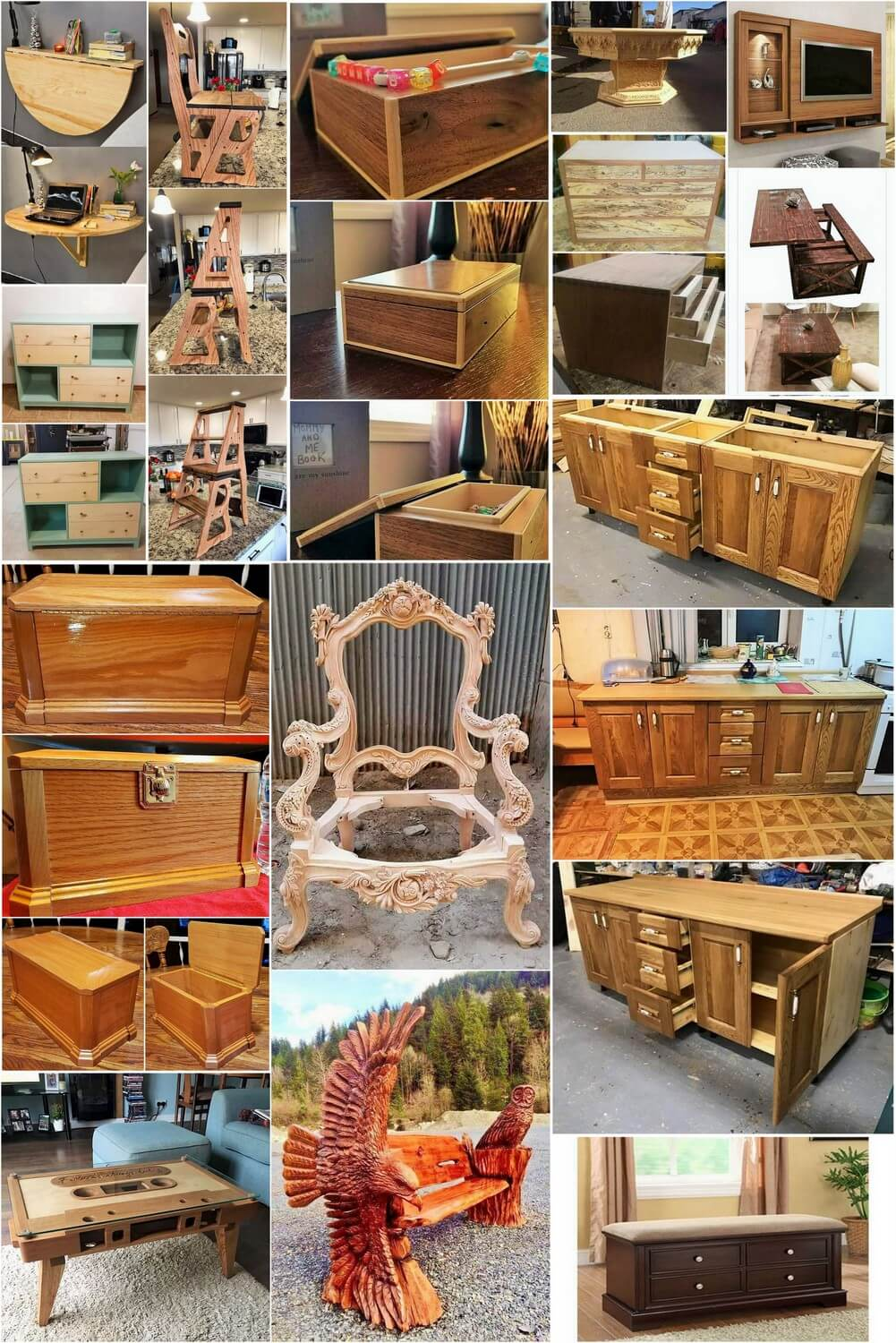 creative wooden furniture. The Furniture That You Have In Home Counts A Lot So Make Sure Best Of It. Here Are Some Creative Ideas For Making Wooden