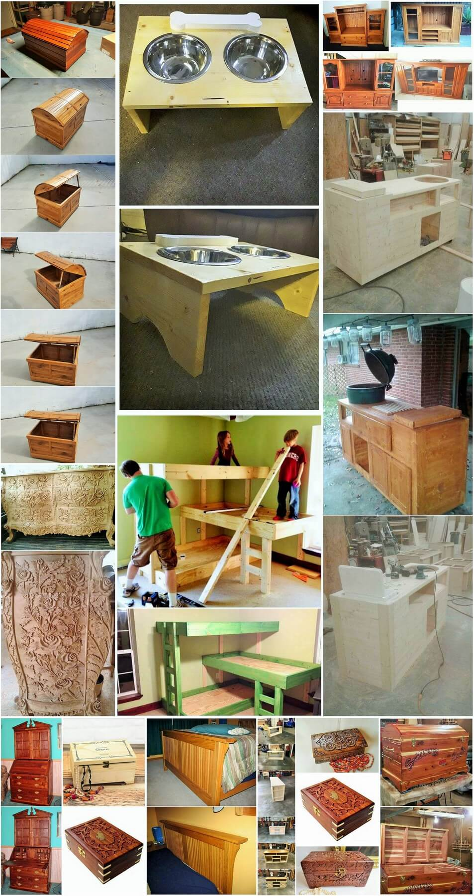 wooden box projects