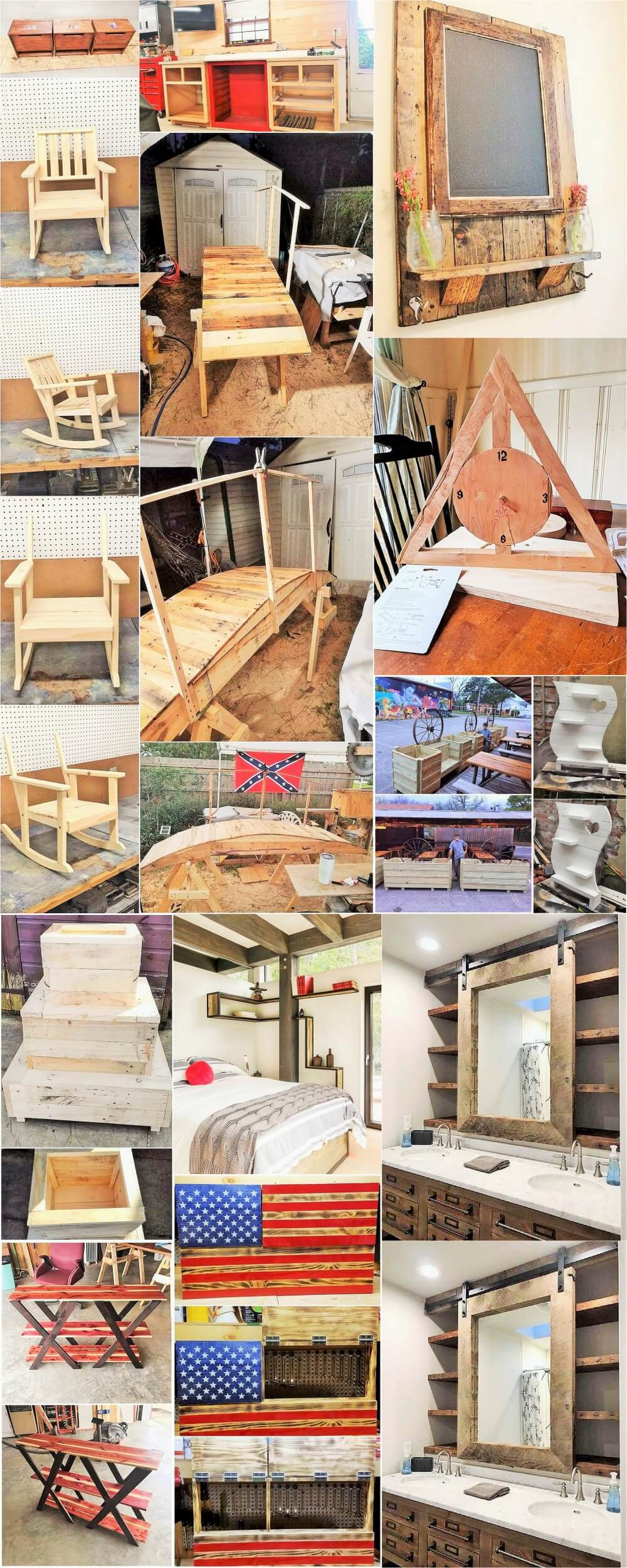 Diy Pallets Ideas