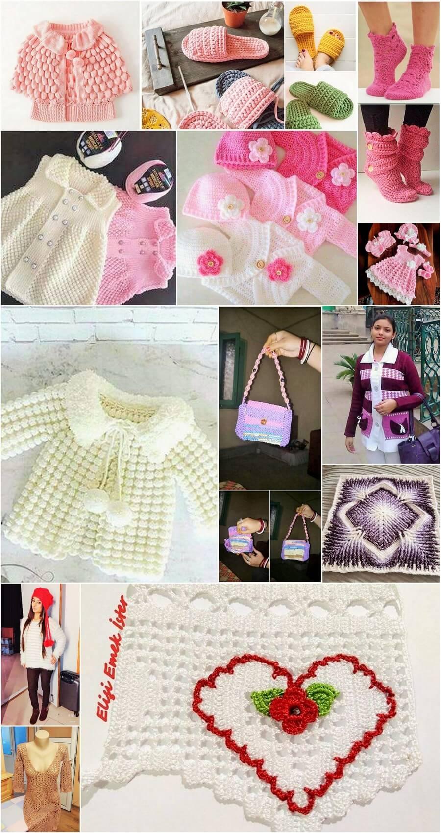 Free Crochet Patterns-Projects (2)
