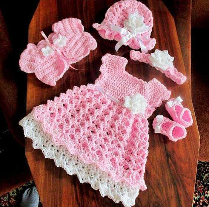 Free Crochet -baby-Patterns-Projects