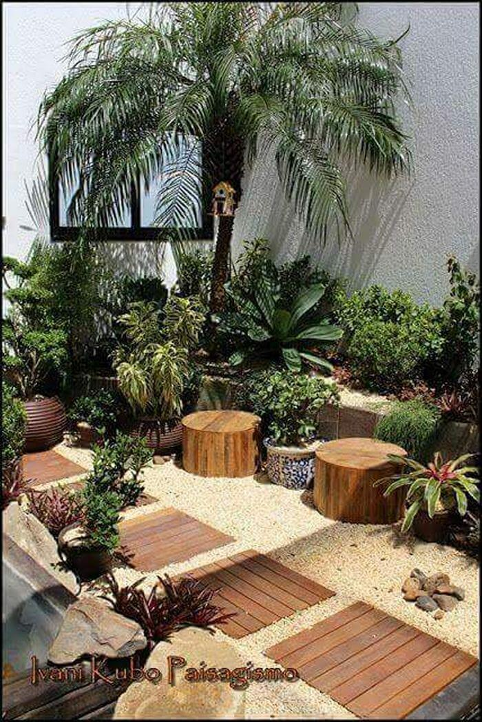 Home Decor With Garden ideas 02