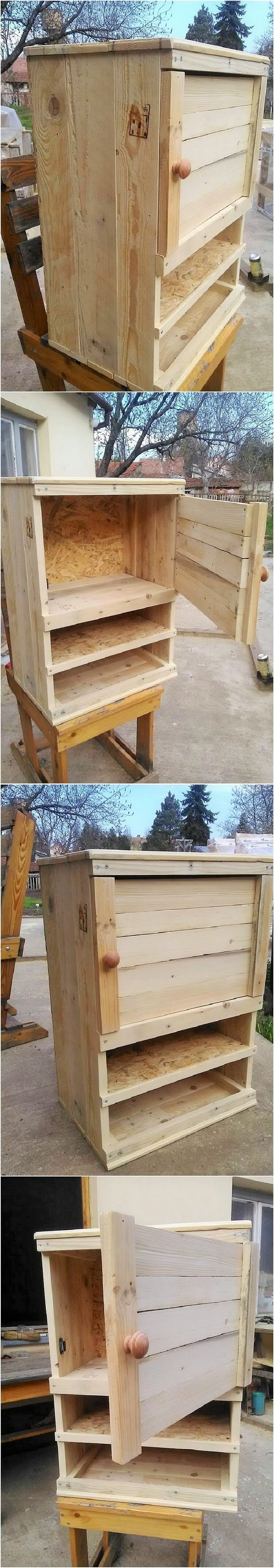 Old-Pallet- Diy-Recycle-Things-Projects-18