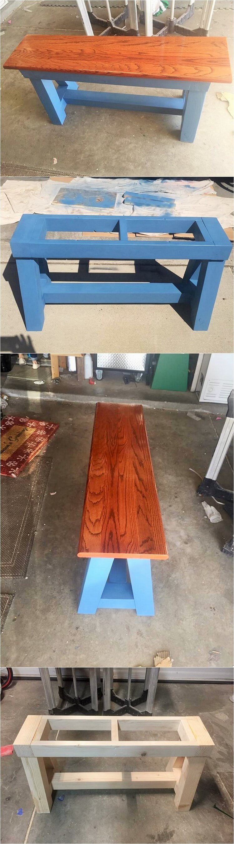 Old-Pallet- Diy-Recycle-Things-Projects-19