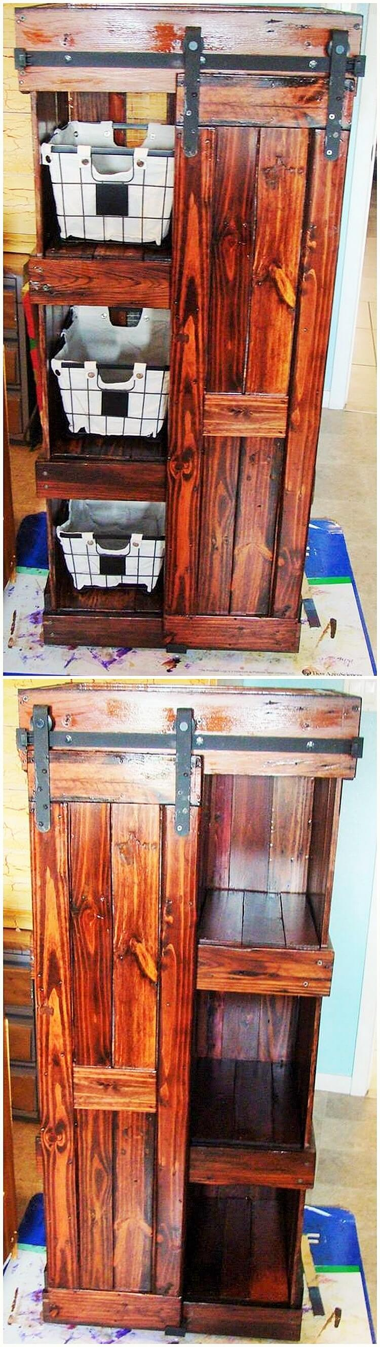 Old-Pallet- Diy-Recycle-Things-Projects-22