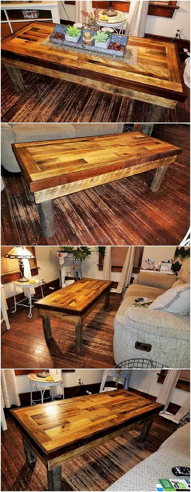 Old-Pallet- Diy-Recycle-Things-Projects-25