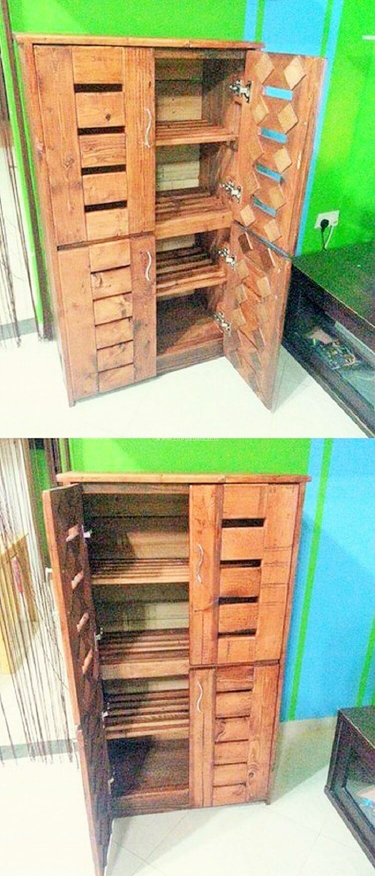 Old-Pallet- Diy-Recycle-Things-Projects-27