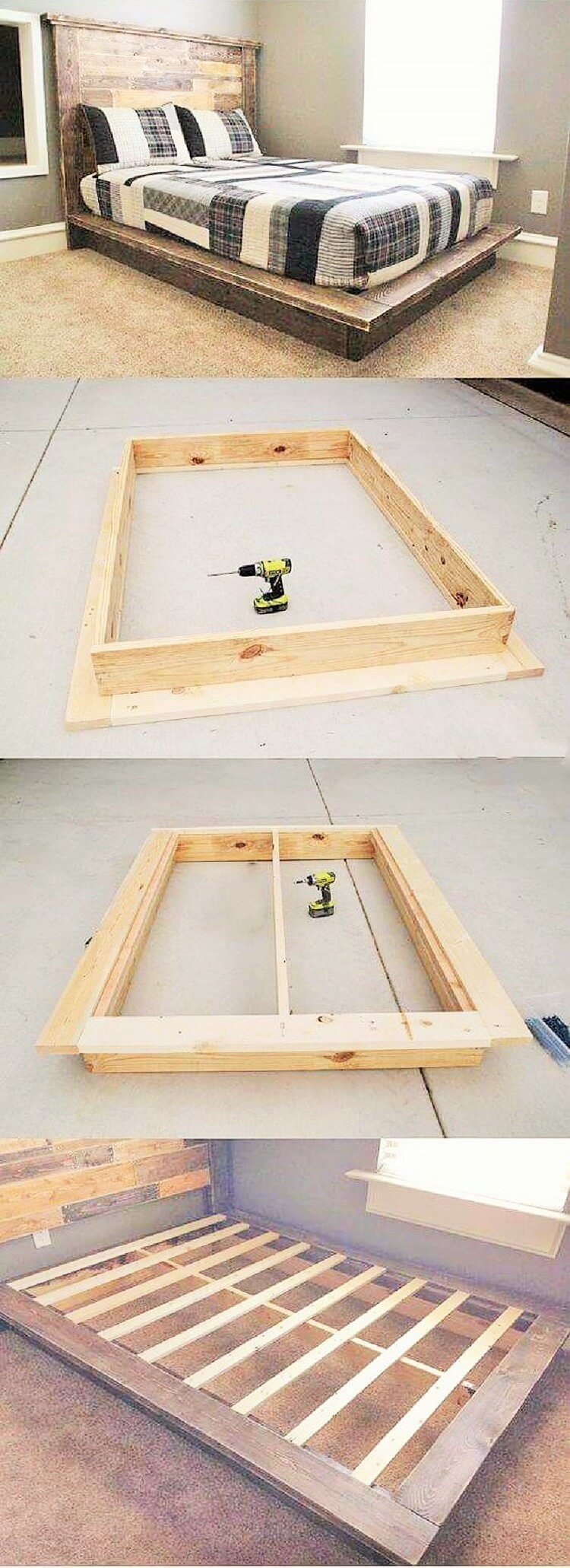 Old-Pallet- Diy-Recycle-Things-Projects-28