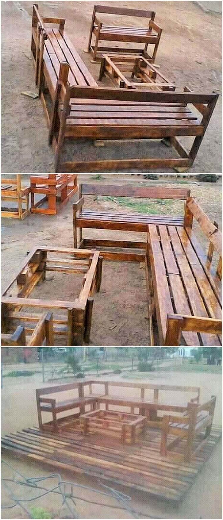 Old-Pallet- Diy-Recycle-Things-Projects-14