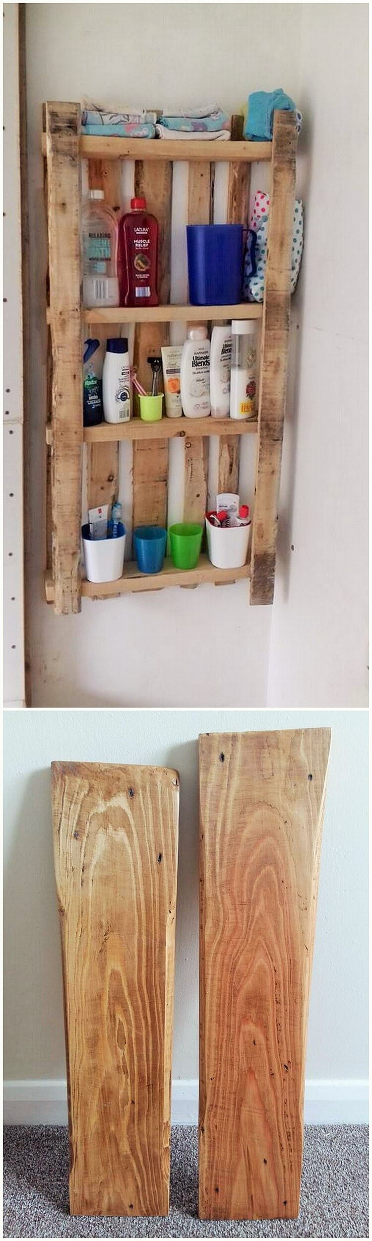 Old-Pallet- Diy-Recycle-Things-Projects-17