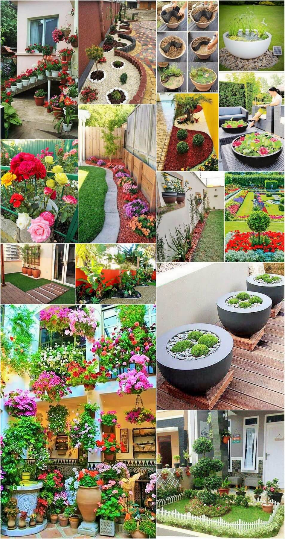 Small Garden Decor Ideas