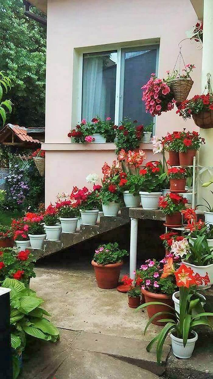 Garden Decoration Ideas For Small But Fabulous Spaces - 1001 Motive ...