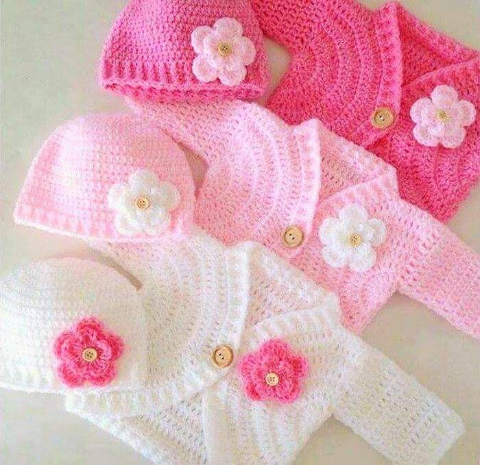 crochet baby cloth idea (2)