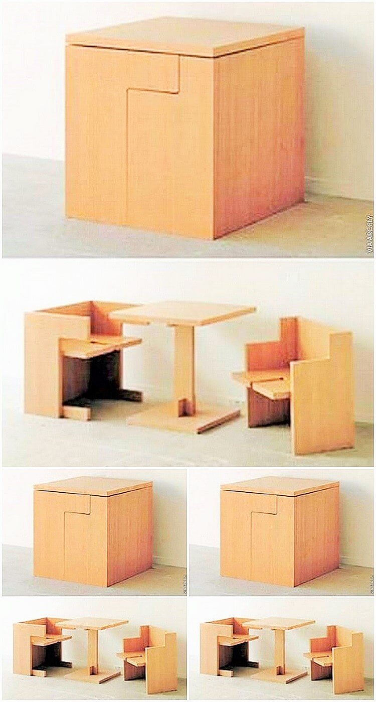 wooden dining tabele