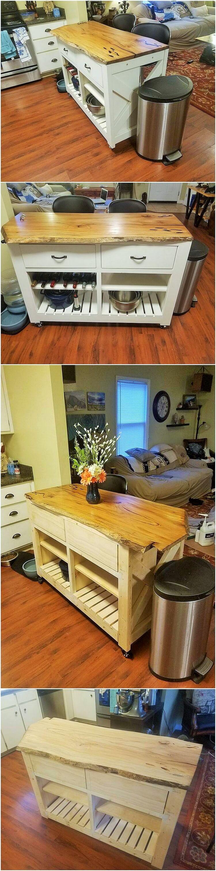 wooden kitchen table ideas