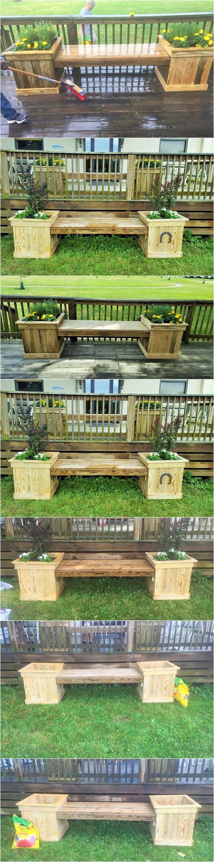 wooden plant ideas